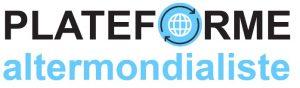 Logo Plateforme altermondialiste