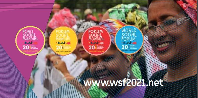 Vers le Forum social mondial + 20