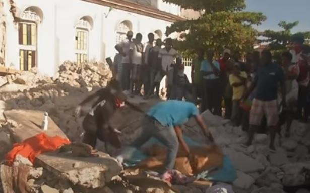 Appel à la solidarité avec les enseignantes et enseignants haïtiens victimes du séisme